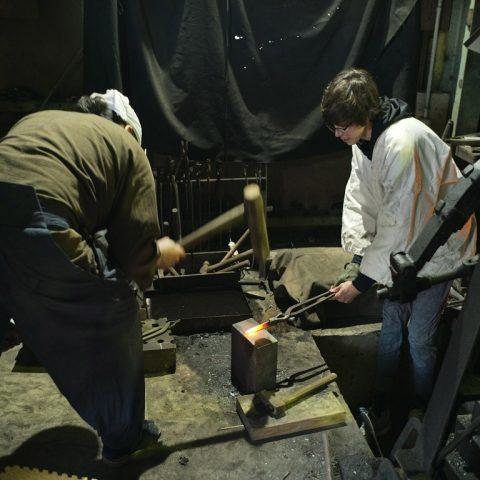 Seki Blacksmithing