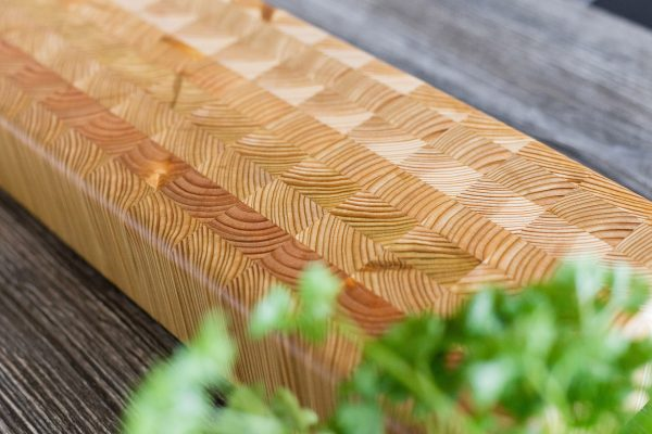 Larch Wood Canada Handmade End Grain Cutting Boards And More