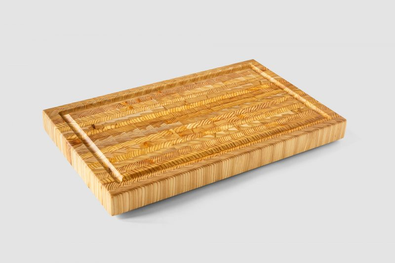Standard Line - Large Carvers' Cutting Board - End Grain Construction